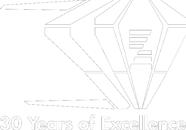 30 Éves Zepter Logo